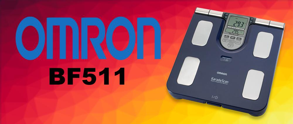 Omron BF511 Test & Erfahrungen